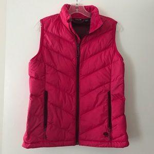Mountain Hardwear puffer vest